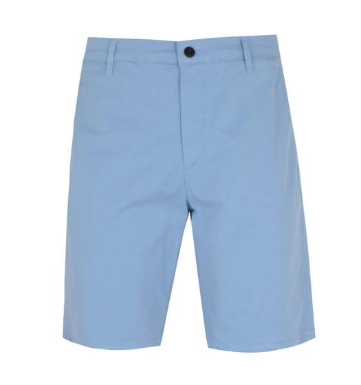 NN07 1004 Regular Fit Light Blue Crown Shorts