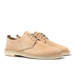 Clarks Originals Maple Desert London Nubuck Shoes
