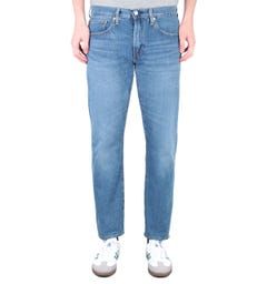Levi's Premium 502 Regular Tapered Light Blue Wash Denim Jeans
