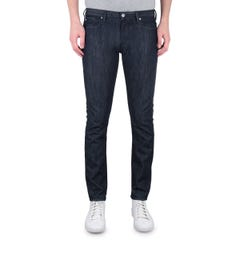 Emporio Armani J06 Slim Fit Dark Blue Denim Jeans