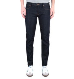 Emporio Armani J75 Slim Fit Dark Indigo Denim Jeans