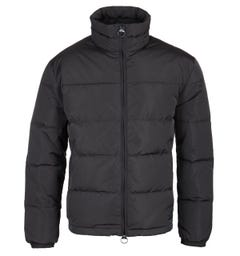 Armani Exchange Down Black Jacket
