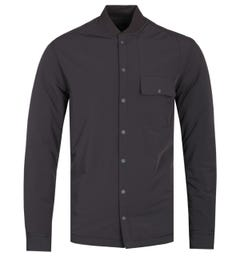 BOSS Bonne_X Black Padded Overshirt