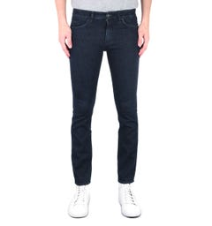 BOSS Delaware 3 Slim Fit Dark Blue Denim Jeans