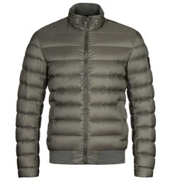 Belstaff Down Padded Deep Green Circuit Jacket