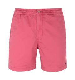 Polo Ralph Lauren Red Classic Fit Prepster Shorts