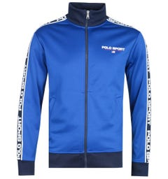 Polo Sport Taped Royal Blue Track Jacket