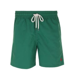 Polo Ralph Lauren Pine Green Traveler Swim Shorts