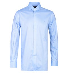 Polo Ralph Lauren Long Sleeve Custom Fit Sky Blue Dress Shirt