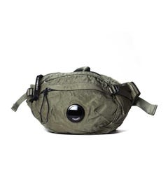 CP Company Military Green Lens Bum Bag