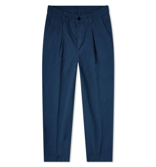Albam Navy Ripstop Trousers