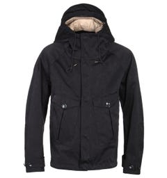 Ten C Tempest Anorak - Black