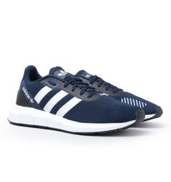 Adidas Originals Swift Navy Run Trainers
