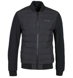 Calvin Klein Thermal Quilted Black Padded Jacket