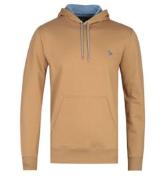PS Paul Smith Tan Loopback Hoodie