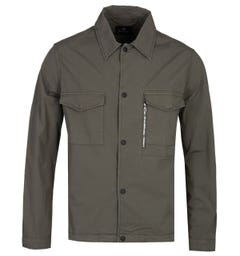PS Paul Smith Military Green Overshirt