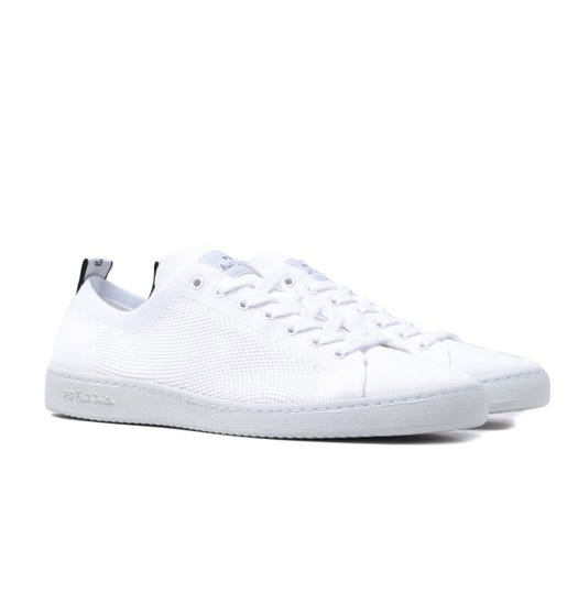 PS Paul SMith Miyata White Knitted Trainers