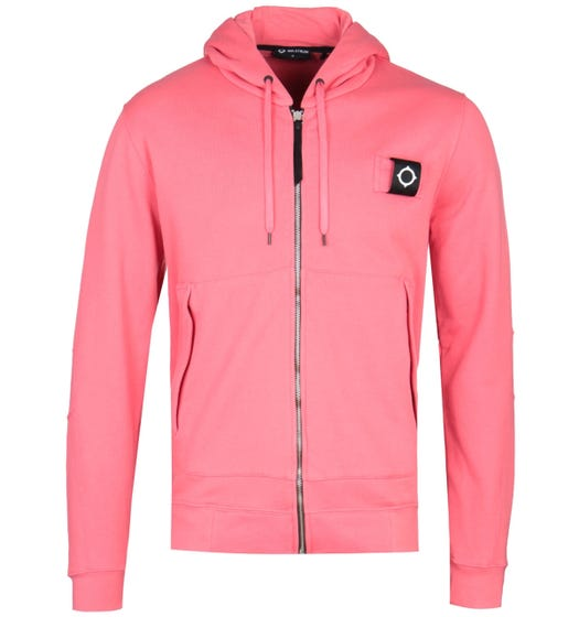 MA.Strum Full Zip Cayenne Training Hoodie