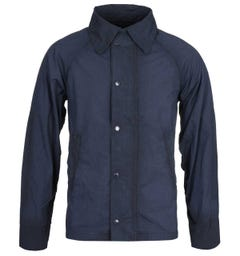 Barbour x Engineered Garments Graham Washed Navy Casual Jacket