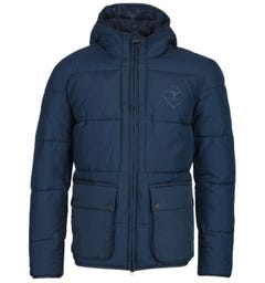 Barbour Beacon Ansah Navy Quilted Jacket