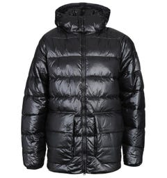 Barbour International Keys Black Quilted Jacket