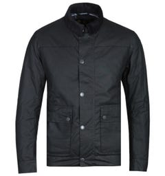 Barbour Bodmin Black Wax Jacket