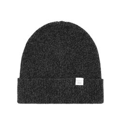 Norse Projects Charcoal Twist Beanie