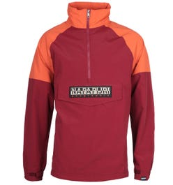 Napapijri Astros Cherry Bordeaux Lightweight Jacket