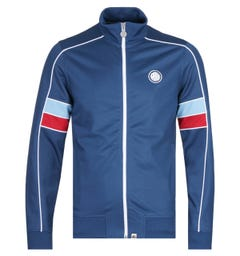 Pretty Green Pacific Navy Track Jacket