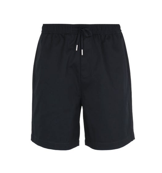 Fred Perry Drawstring Twill Navy Short