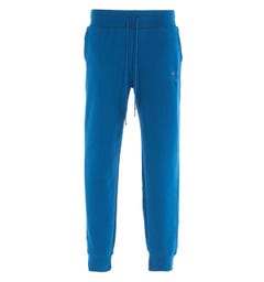 True Religion Lurex Horseshoe Logo Poseidon Blue Sweatpants
