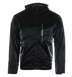 Rains Drifter Jacket - Black