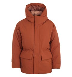 Uniform Bridge Cold Weather Down Jacket - Orange