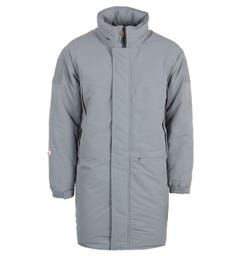 Uniform Bridge Level7 Primaloft Monster Parka - Grey