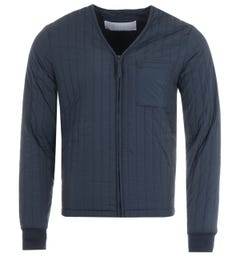 Rains Jacket Liner - Blue