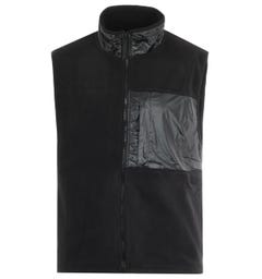 Rains Fleece Vest - Black