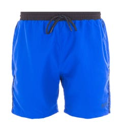 BOSS Bodywear Starfish Minimal Logo Blue Swim Shorts