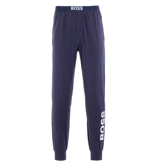 BOSS Bodywear Identity Sustainable Navy Joggers