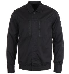 BOSS Lowy Black Overshirt