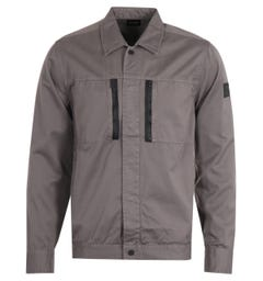 BOSS Lowy Grey Overshirt