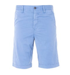 BOSS Tapered Fit Chino Shorts - Blue