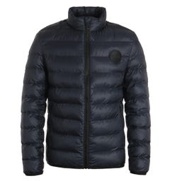 HUGO Balto Sustainable Padded Jacket - Navy
