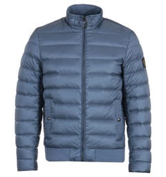 Belstaff Circuit Airforce Blue Puffer Jacket