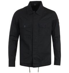 Belstaff Recon Overshirt - Black
