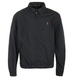 Polo Ralph Lauren Bayport Cotton Jacket - Black