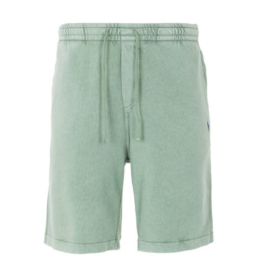 Polo Ralph Lauren Spa Terry Cotton Shorts - Faded Green