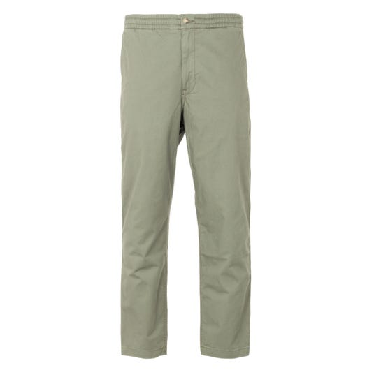 Polo Ralph Lauren Prepster Stretch Twill Trousers - Green