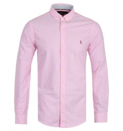 Polo Ralph Lauren Pink Slim Fit Shirt