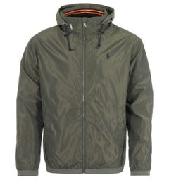 Polo Ralph Lauren Stowaway Hood Jacket - Green