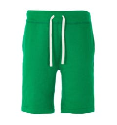 Polo Ralph Lauren Logo Sweat Shorts - Billiard Green